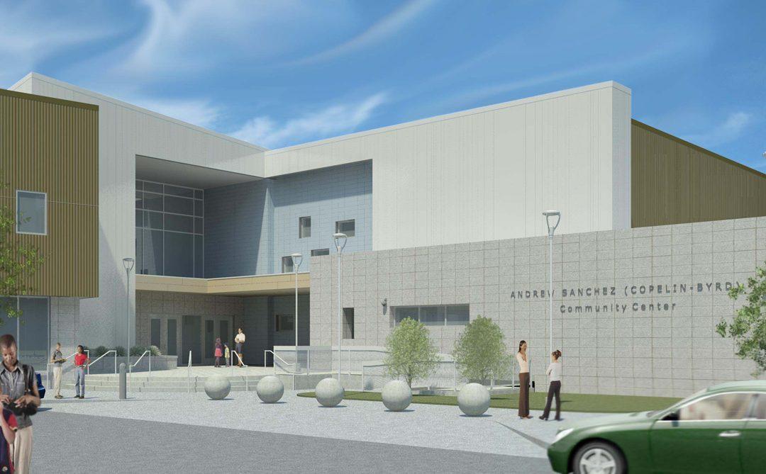 Andrew P. Sanchez & Copelin-Byrd Multi-Service Center, New Orleans, LA