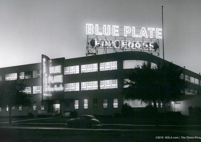 Blue Plate Fine Foods Headquarters, New Orleans, LA