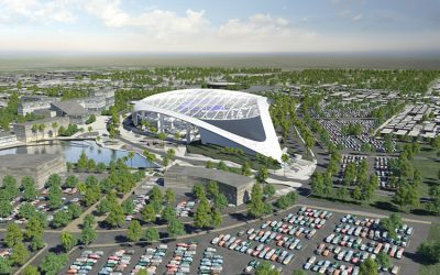 Golden State, Gold Standard: California Redefines the Sporting Venue
