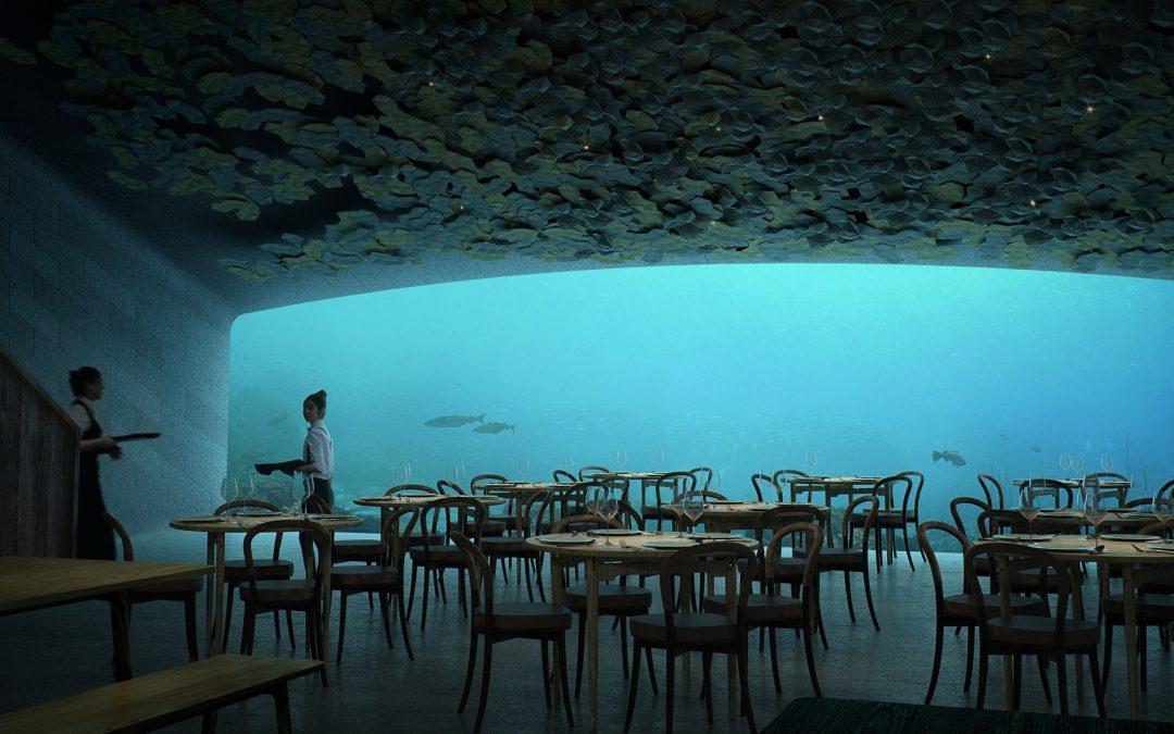 Wander the Sea: Norway's Submarine Restaurant