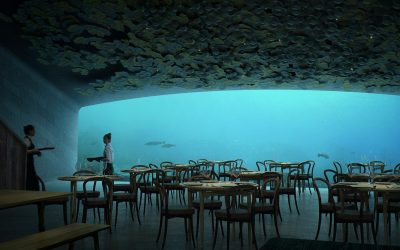 Wander the Sea: Norway's Submarine Restaurant