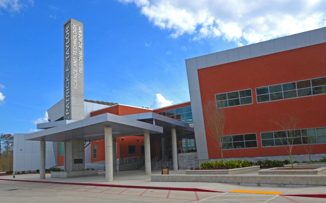 Patrick F. Taylor Science & Technology Academy, Avondale, LA
