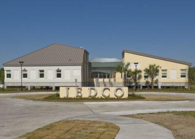 Jefferson Parish Economic Development Commission (JEDCO) Office Building, Avondale, LA