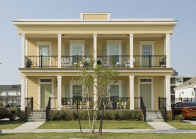 Guste II Housing Development, New Orleans, LA