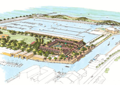 West End Feasibility Study, New Orleans, LA