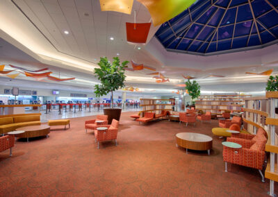 Louis Armstrong New Orleans International Airport – Terminal Renovations, New Orleans, LA