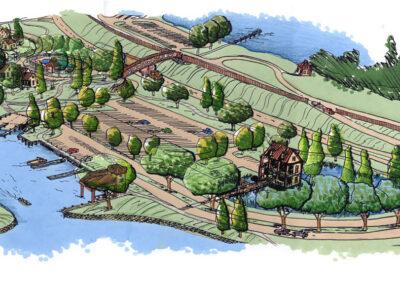 Atchafalaya Basin Paddling Plan, LA