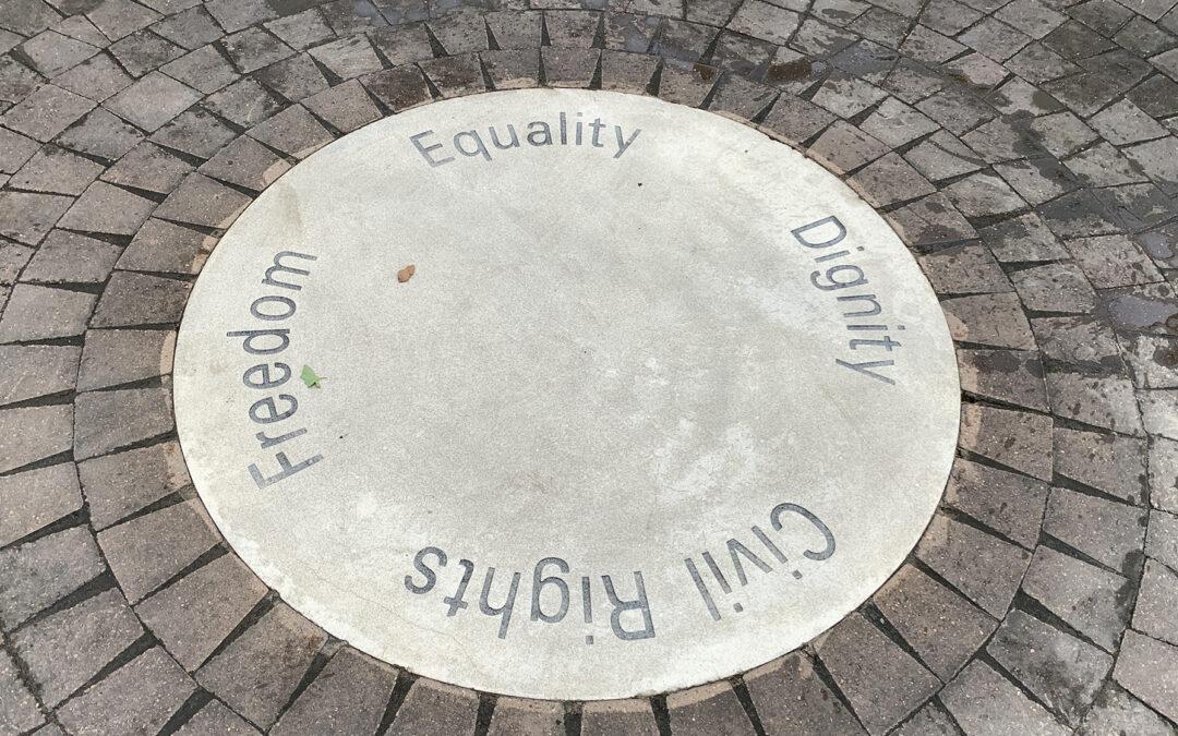 Claiborne Avenue Civil Rights Memorial
