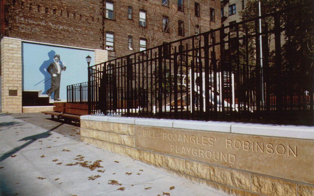 Bojangles Park of Harlem