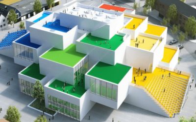 The House of Brick: The Lego House is a Grown-Up Triumph