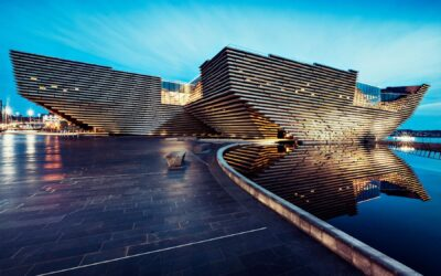 Dundee's Ship Has Come In: How One Museum Could Transform a City