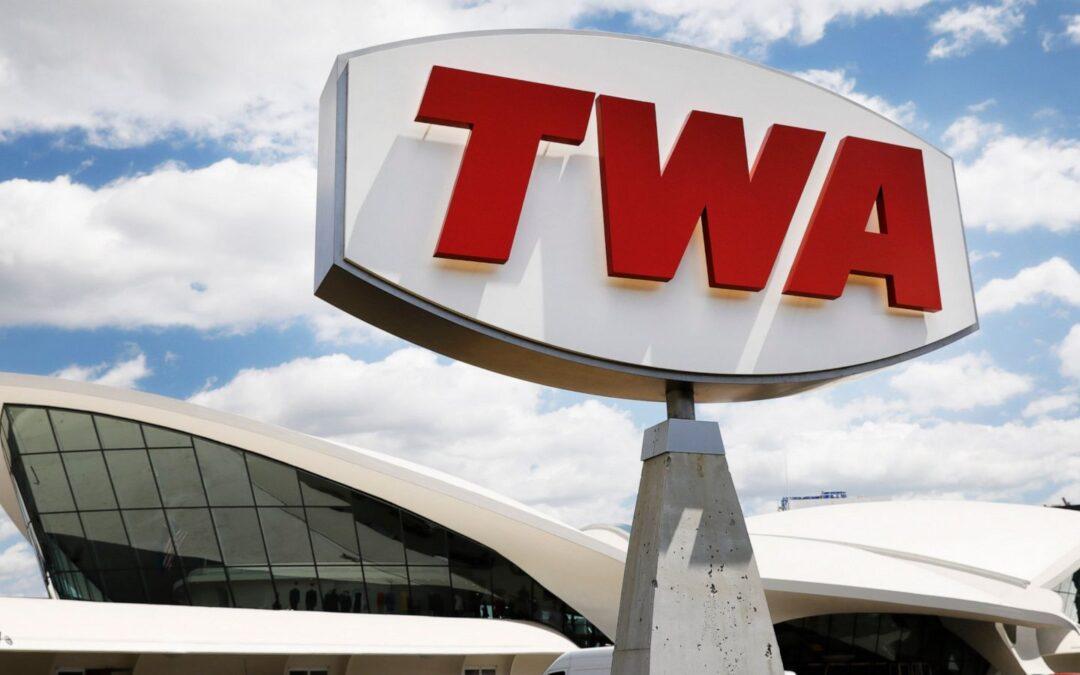Return of the Jet Set: TWA's Terminal Turns Time Machine
