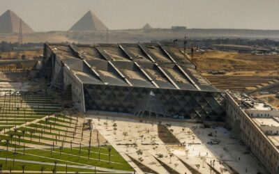 A Modern Home for Ancient Relics: the Grand Egyptian Museum