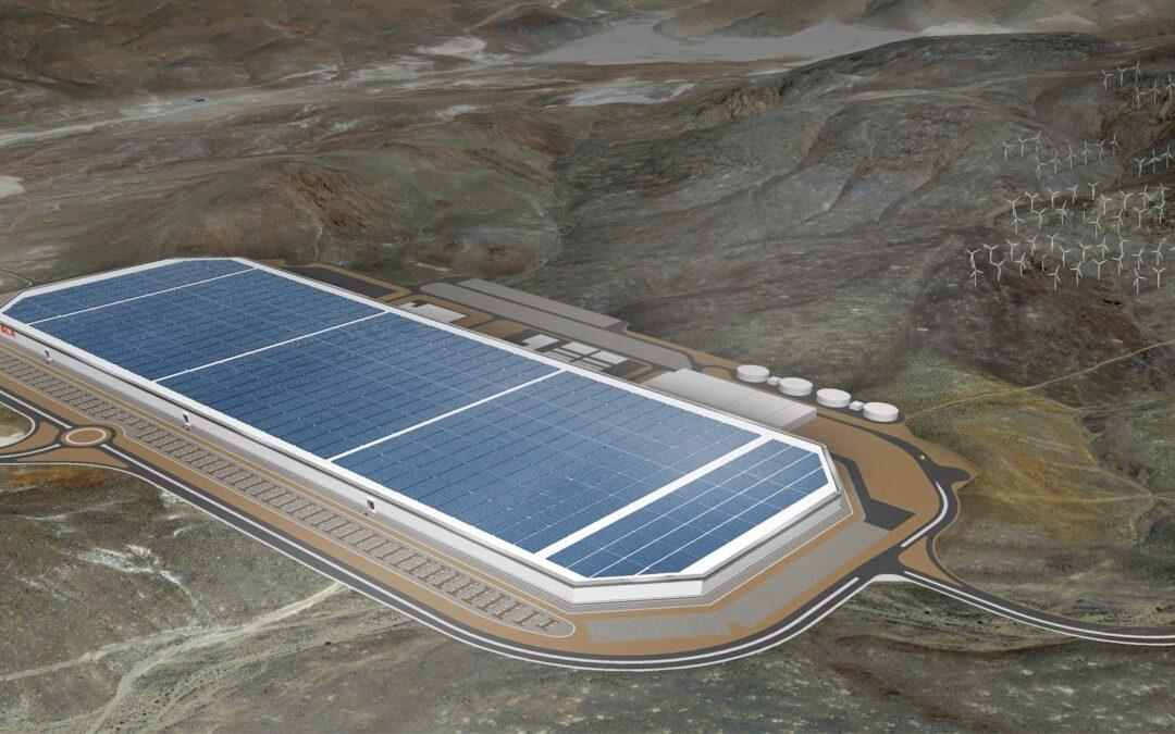 Shocking Growth! Tesla's Nevada Gamble