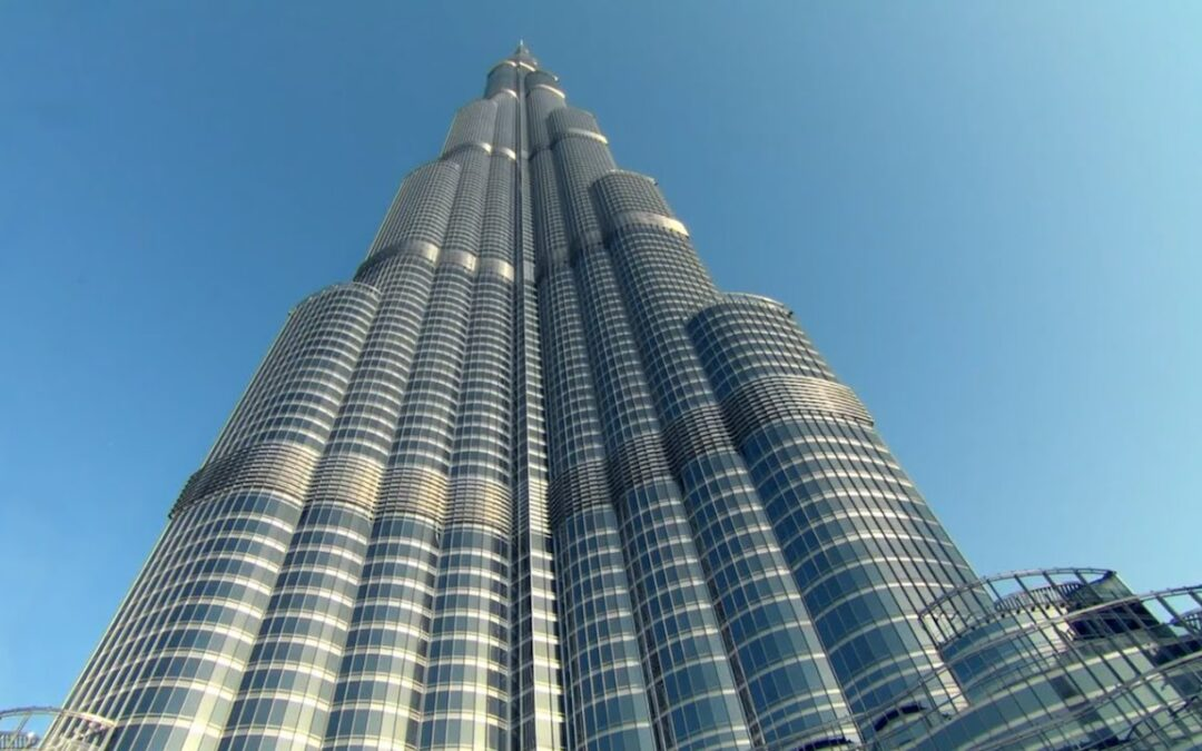 The Burj Khalifa Towers Above Everything – And Not Just In Height