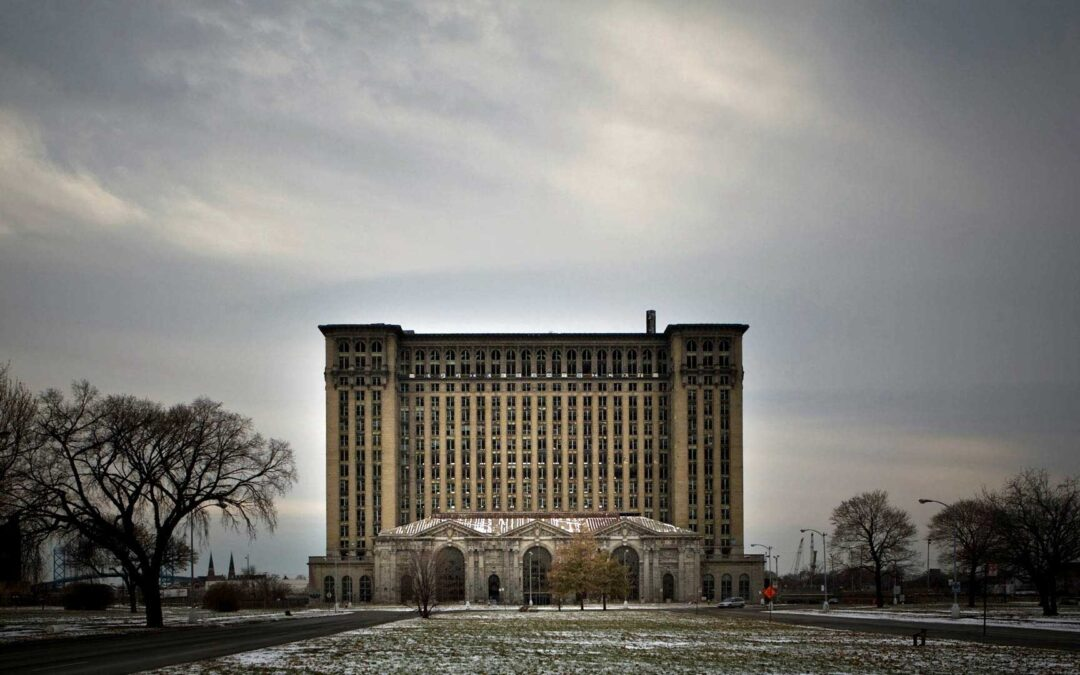 Back on Track: Michigan Central Station Gets a Second Life