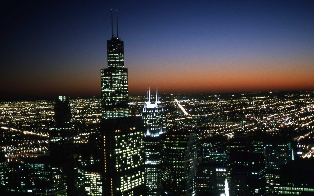 Updating an Icon: Greening the Willis Tower